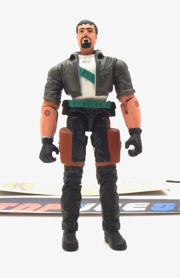 2003 GVC G.I. JOE AGENT FACES V6 SPY TROOPS INFILTRATOR LOOSE 100% COMPLETE + F/C