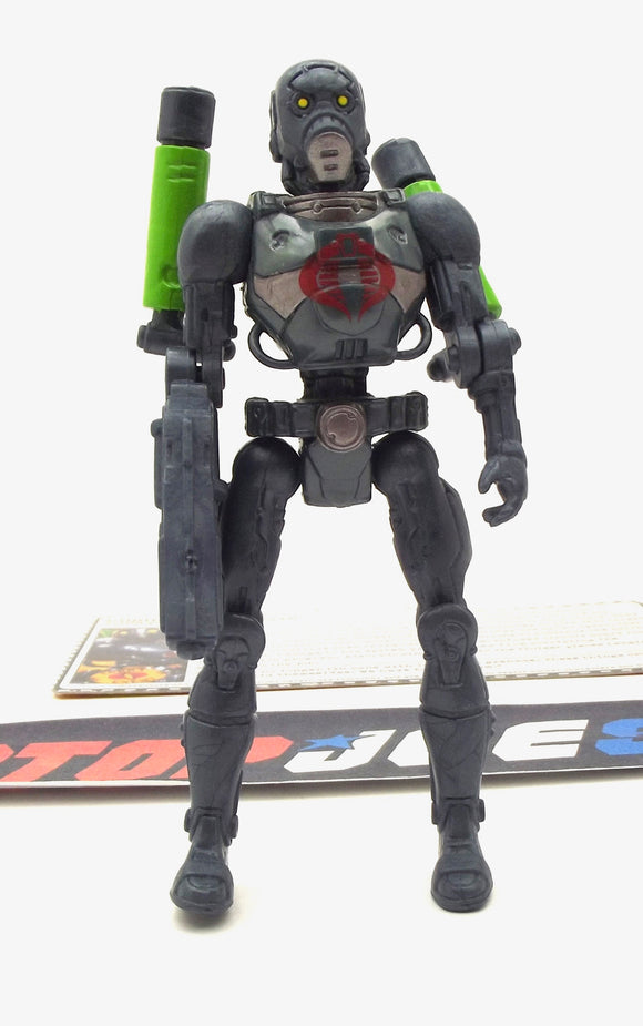2005 DTC G.I. JOE COBRA B.A.T. BAT v5 (V16) ANDROID TROOPER BAT ATTACK SET LOOSE 100% COMPLETE + F/C - 2 ARMS/RIGHT GUN