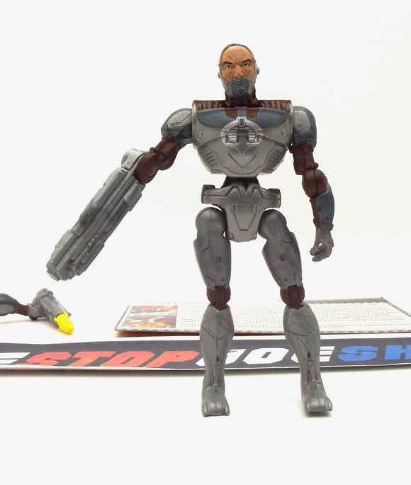 2005 DTC G.I. JOE COBRA OVER KILL V5 B.A.T. LEADER B.A.T. ATTACK SET LOOSE 100% COMPLETE + F/C