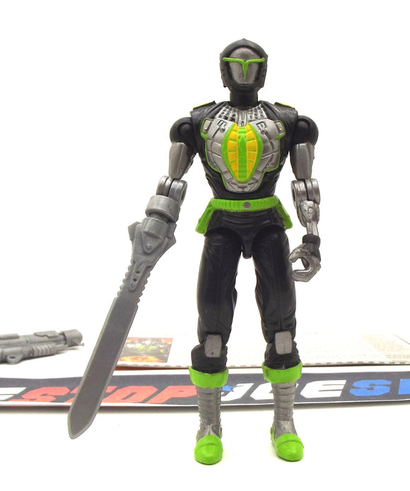 2005 DTC G.I. JOE COBRA B.A.T. BAT v3 (V14) ANDROID TROOPER B.A.T. ATTACK SET LOOSE 100% COMPLETE + F/C