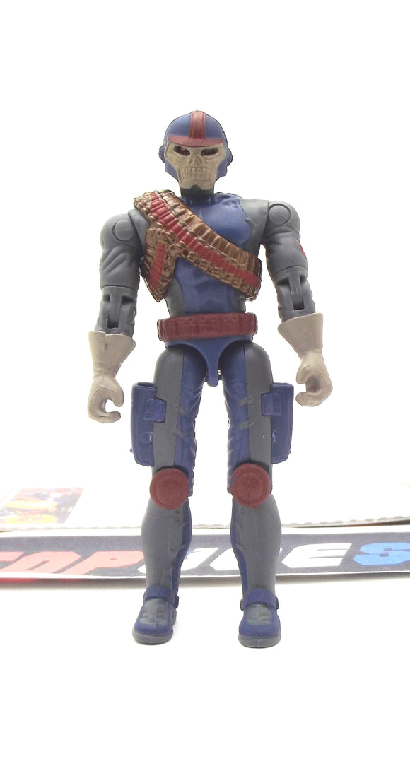2005 DTC G.I. JOE COBRA RANGE-VIPER V2 WILDERNESS TROOPER LOOSE 100% COMPLETE + F/C