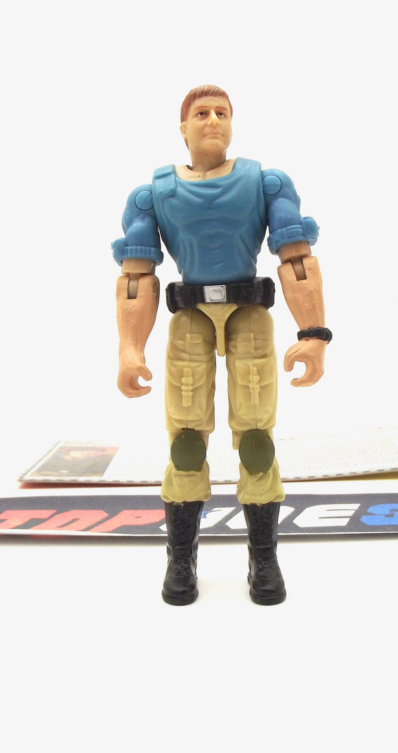 2006 DTC G.I. JOE ROOK V1 STEEL BRIGADE INTERROGATOR PLAGUE TROOPERS VS. STEEL BRIGADE SET LOOSE 100% COMPLETE + F/C