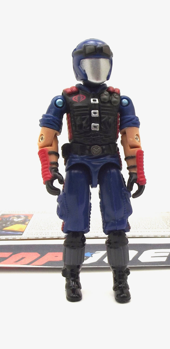 2006 DTC G.I. JOE COBRA VIPER V15A INFANTRYMAN VIPER PIT SET LOOSE 100% COMPLETE NO FILE CARD - ALTERNATE ACCESSORY SET