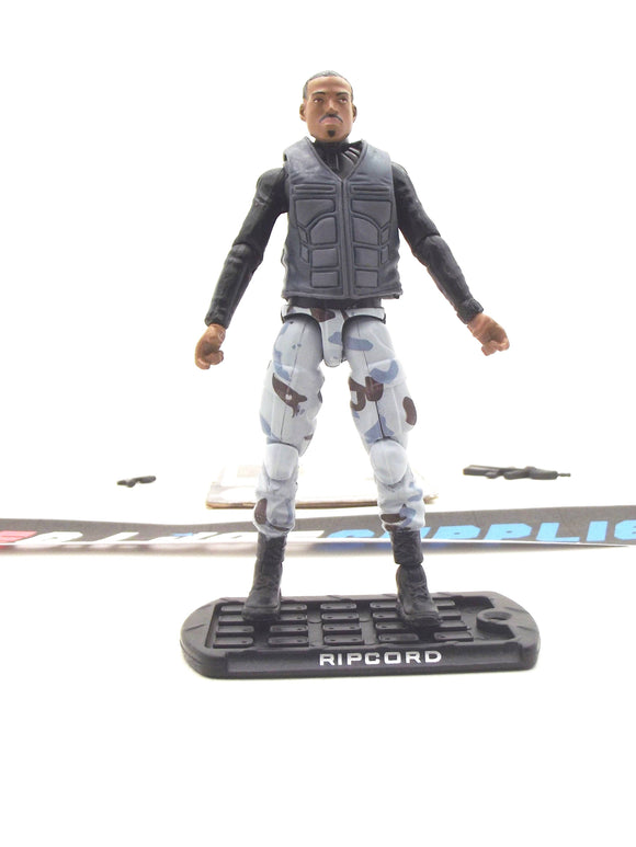 2009 ROC G.I. JOE RIPCORD V4 ATTACK ON THE PIT PACK TRU EXCLUSIVE LOOSE 100% COMPLETE + F/C