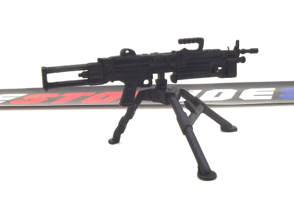 2015 50TH ANNIV STEEL BRIGADE V3A MACHINE GUN W/ TRIPOD ACCESSORY PART CUSTOMS