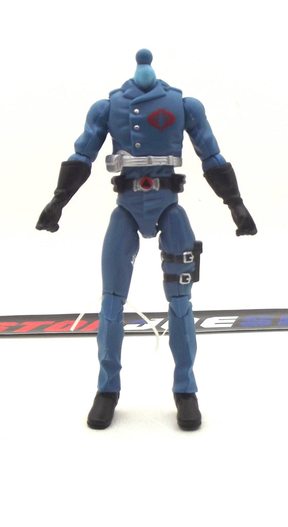 2008 25TH ANNIVERSARY COBRA COMMANDER V36 BODY PART CUSTOMS