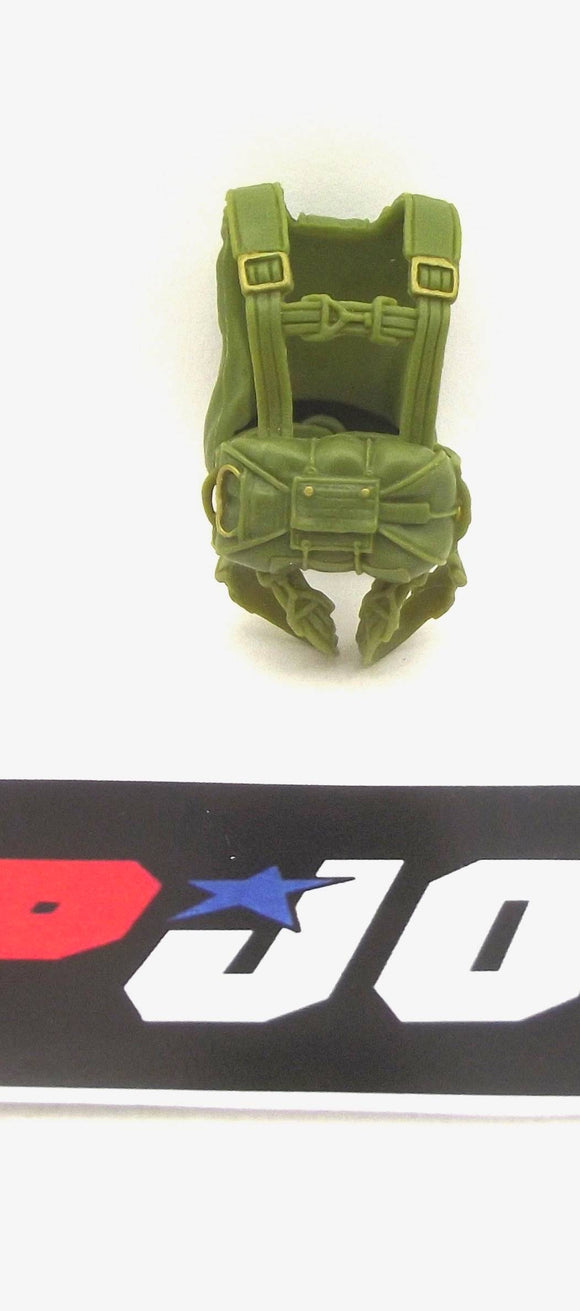 2009 25TH ANNIV SPC. ALTITUDE (RIP CORD) V1 PARACHUTE HARNESS BACKPACK ACCESSORY PART CUSTOMS