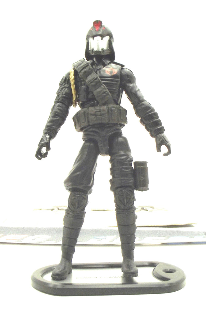 2012 RETALIATION G.I. JOE COBRA COMMANDER V49A AMAZON PREMIERE EXCLUSIVE 100% COMPLETE + F/C