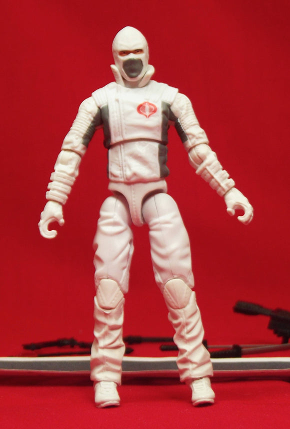 2013 RETALIATION G.I. JOE COBRA STORM SHADOW V48 COBRA INVASION TEAM PACK LOOSE 100% COMPLETE