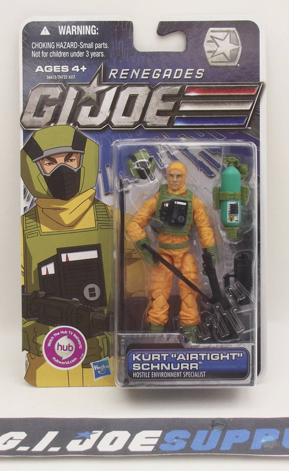 2011 30TH ANNIV G.I. JOE AIRTIGHT V3 NEW SEALED