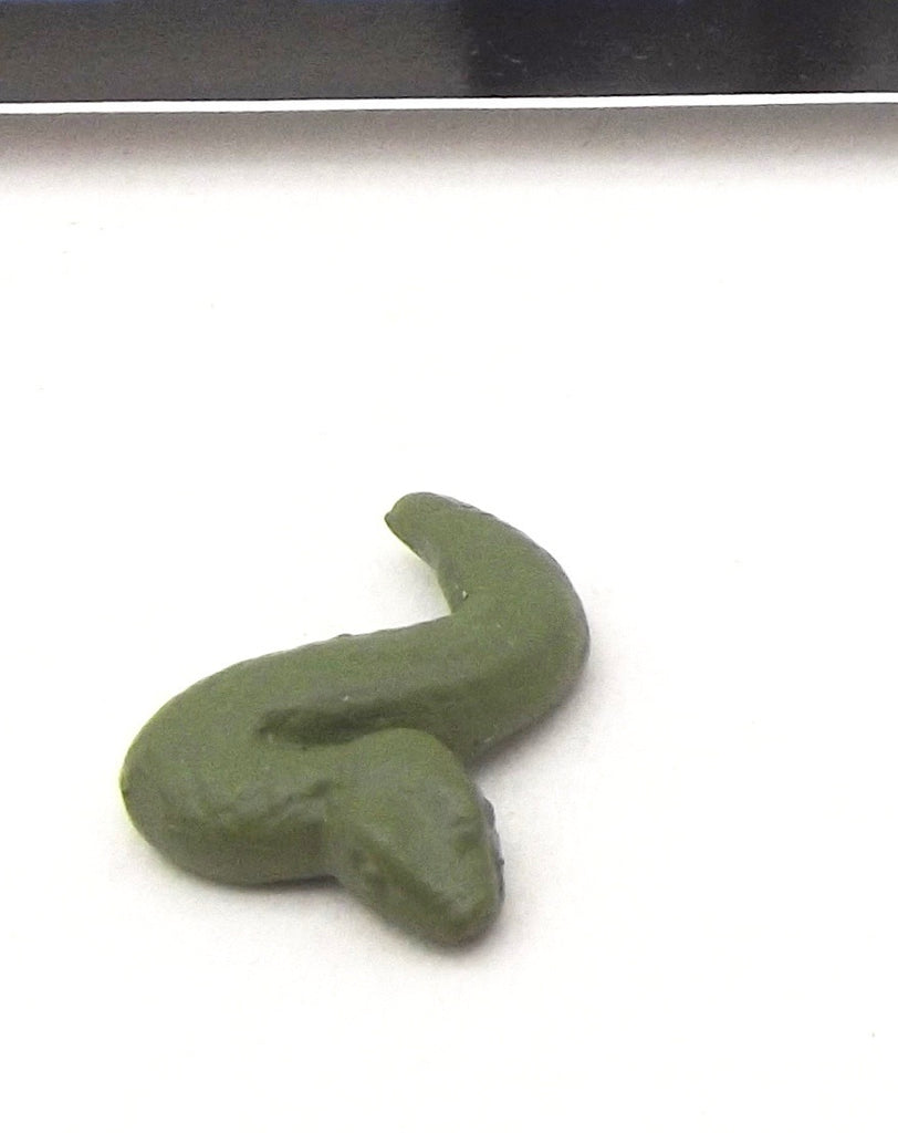2008 25TH ANNIVERSARY SERPENTOR V6 LEFT SHOULDER SNAKE ACCESSORY PART CUSTOMS BROKEN PEG