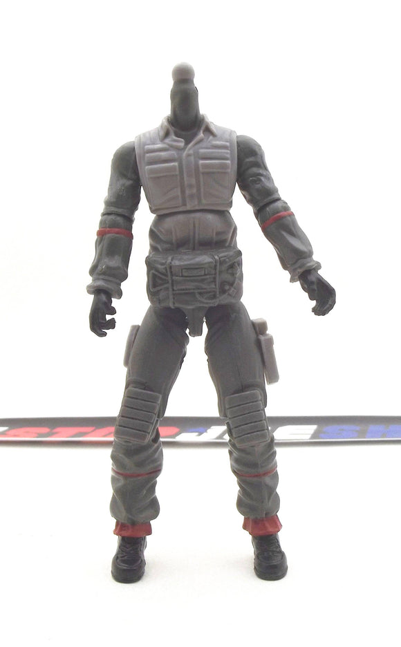 2011 30TH ANNIVERSARY COBRA AIR TROOPER V2 BODY PART CUSTOMS