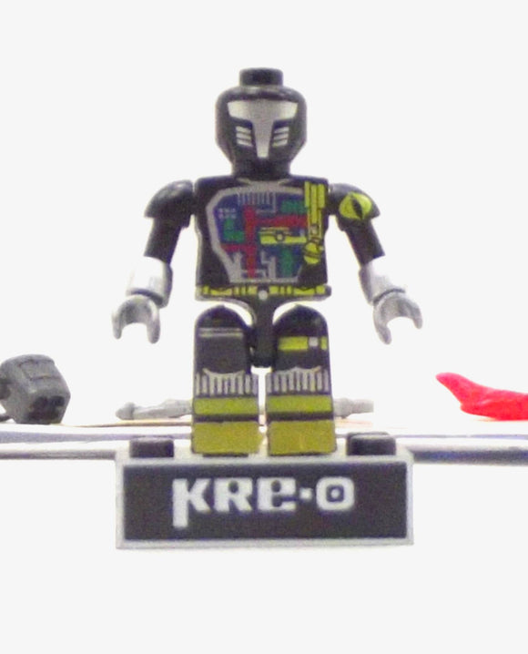 KRE-O G.I. JOE COBRA BATTLE DAMAGE B.A.T. BAT V1 KREON WAVE 5 LOOSE COMPLETE