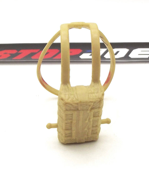1987 ARAH CRAZYLEGS V1 PARACHUTE BACKPACK ACCESSORY PART CUSTOMS