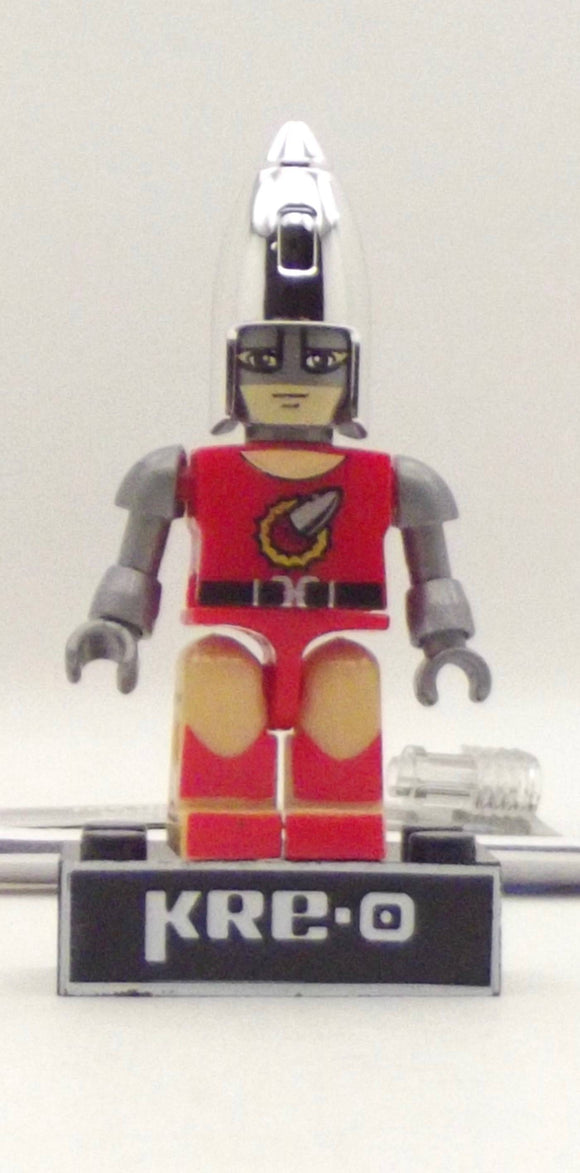 KRE-O G.I. JOE HUMAN BULLET V1 KREON WAVE 5 LOOSE COMPLETE