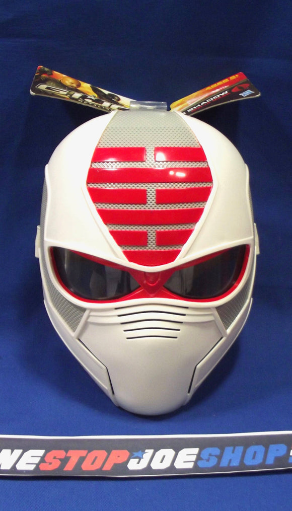 G.I. JOE RETALIATION COBRA STORM SHADOW NINJA HALLOWEEN MASK
