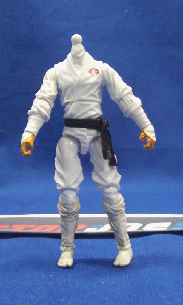 2011 30TH ANNIV STORM SHADOW V41 BODY PART CUSTOMS