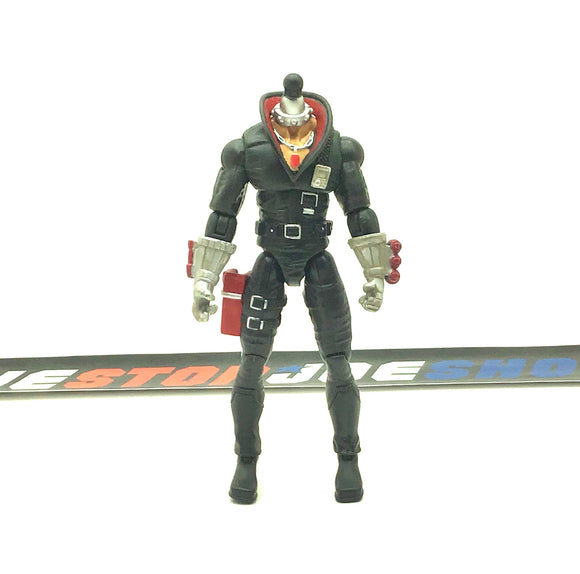 2007 25TH ANNIVERSARY DESTRO V14 BODY PART CUSTOMS