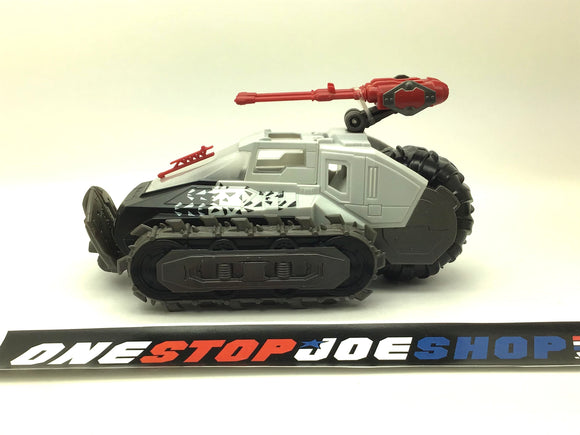 2010 POC G.I. JOE COBRA ICE CUTTER ALPHA VEHICLE LOOSE COMPLETE NO DECALS / INSTRUCTIONS