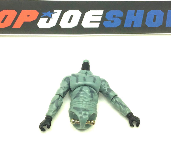 2009 ROC SHOCKBLAST V3 TORSO ARMS BODY PART CUSTOMS