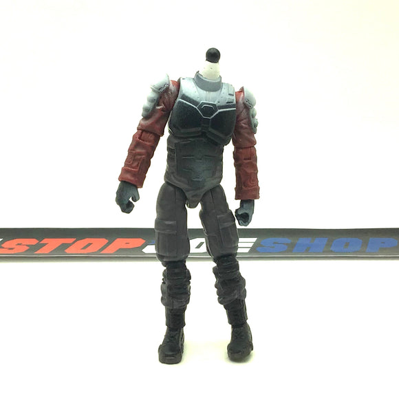 2010 POC DESTRO V26 BODY PART CUSTOMS