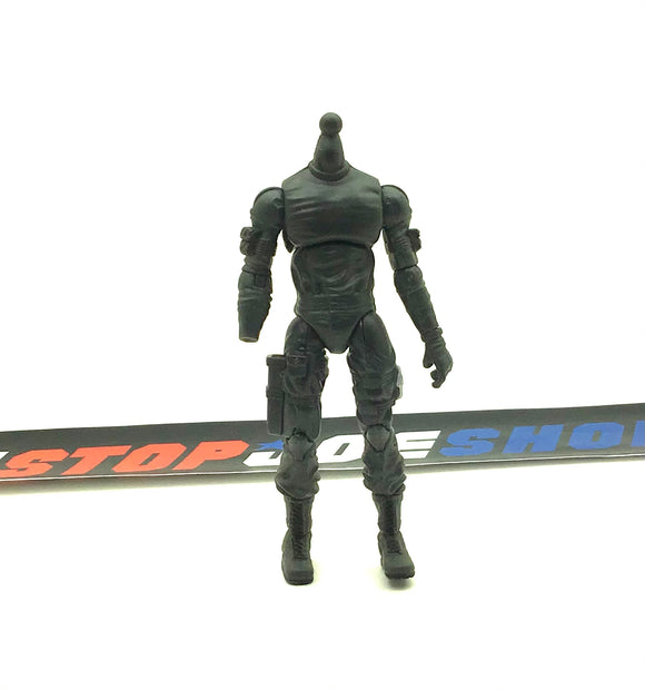 2007 25TH ANNIVERSARY SNAKE EYES V28 BODY PART CUSTOMS NO RIGHT HAND
