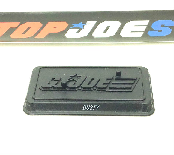 2010 POC DUSTY V14 TWO PEG FIGURE STAND ACCESSORY