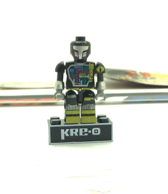 KRE-O G.I. JOE COBRA B.A.T. BAT V1 KREON WAVE 2 LOOSE COMPLETE
