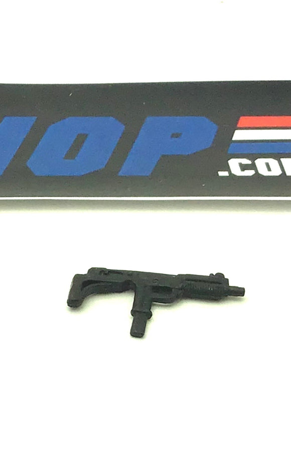2007 25TH ANNIV SNAKE EYES V29 UZI SUBMACHINE GUN ACCESSORY PART CUSTOMS