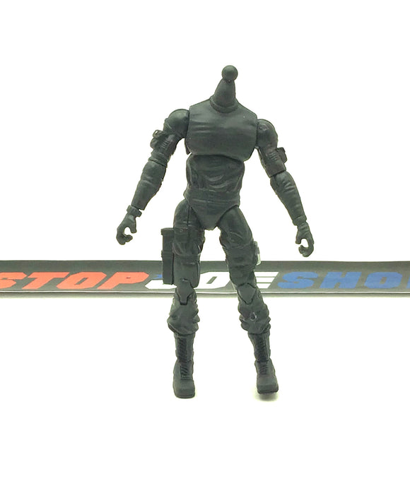 2007 25TH ANNIVERSARY SNAKE EYES V28 BODY PART CUSTOMS