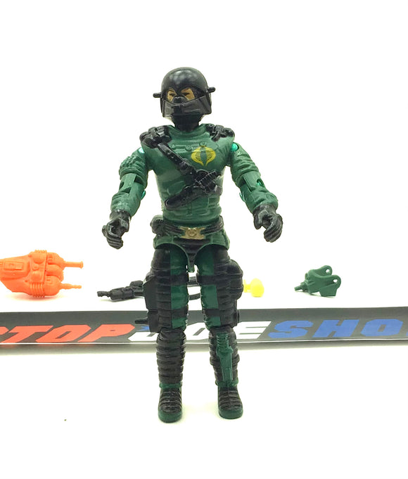 1992 FUNSKOOL RUSSIA COBRA NIGHT VIPER NIGHT FIGHTER LOOSE 100% COMPLETE + FULL CARD