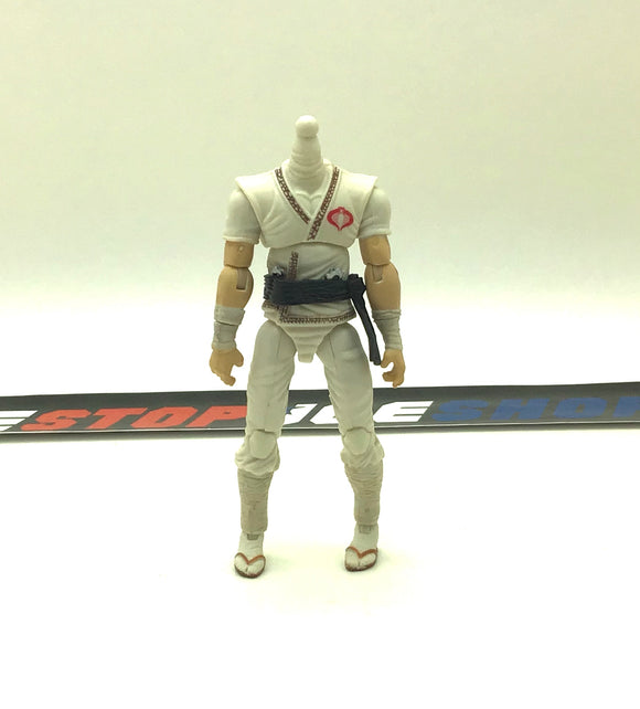 2007 25TH ANNIVERSARY STORM SHADOW V21 BODY PART CUSTOMS