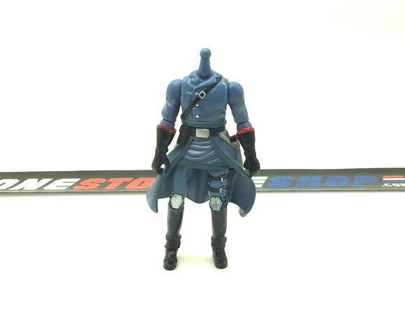 2009 RESOLUTE COBRA COMMANDER V39 BODY PART CUSTOMS