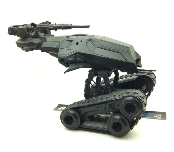 2010 POC G.I. JOE COBRA BLACK H.I.S.S. HISS TANK V5 BRAVO VEHICLE LOOSE COMPLETE