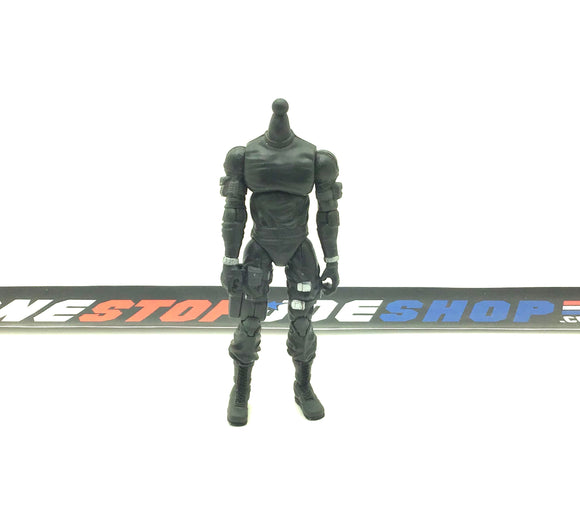 2007 25TH ANNIVERSARY SNAKE EYES V29 BODY PART CUSTOMS