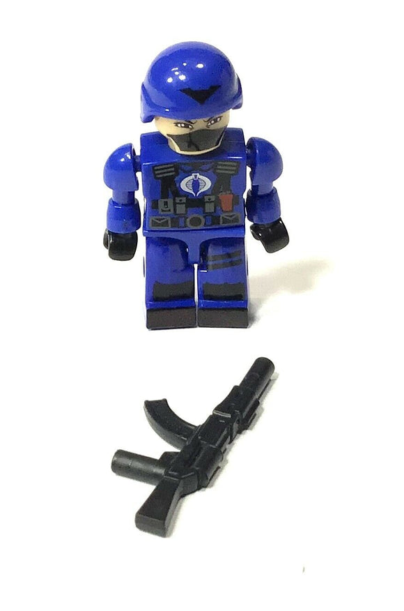 KRE-O G.I. JOE COBRA OFFICER V1 KREON COBRA ARMORED ASSAULT LOOSE COMPLETE