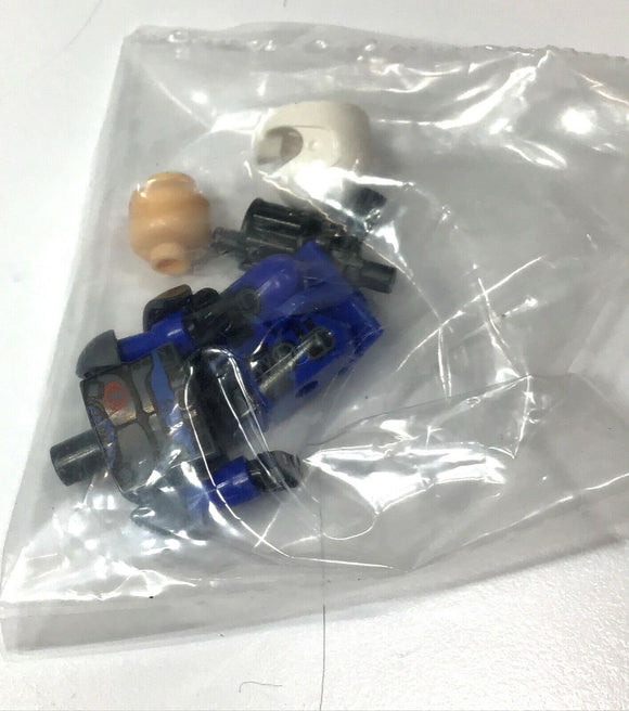 KRE-O G.I. JOE COBRA MECH SUIT PILOT V1 KREON SERPENT ARMOR STRIKE LOOSE COMPLETE