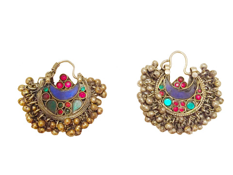 Ottoman tribal earrings I