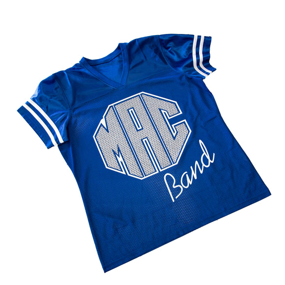 MAC Band Bling Jersey