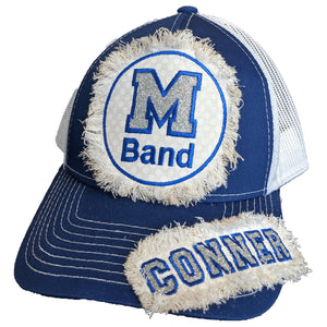 MAC Band / Guard Raggy Patch Cap
