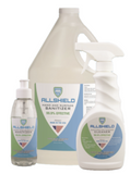Hand Sanitizer Gel AllShield 8oz