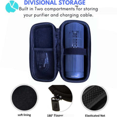 Portable Air Purifier Protective Storage & Carrying Case