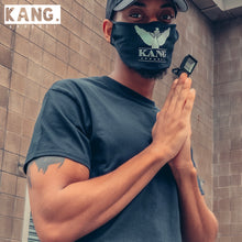 Load image into Gallery viewer, Kang Face Wear | BLK/White