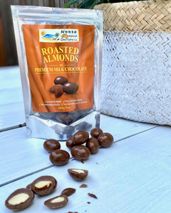 Almonds Coated in Premium Milk Chocolate