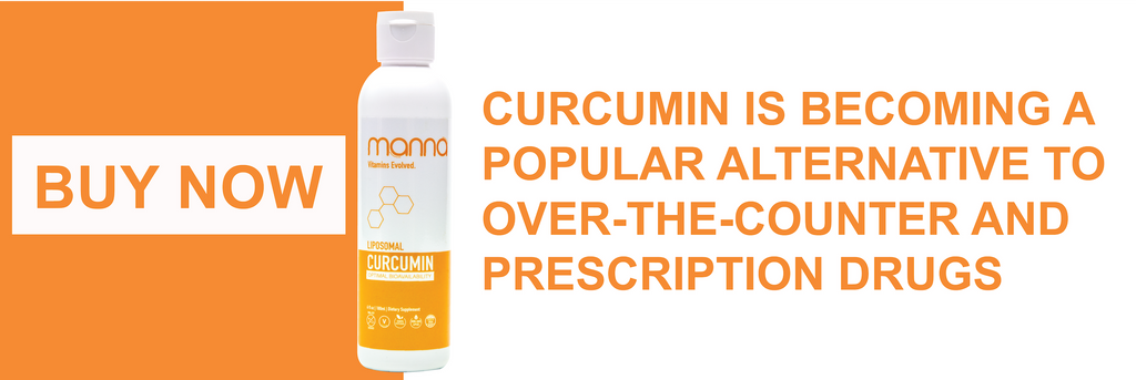 image with link to Manna liposomal curcumin product page
