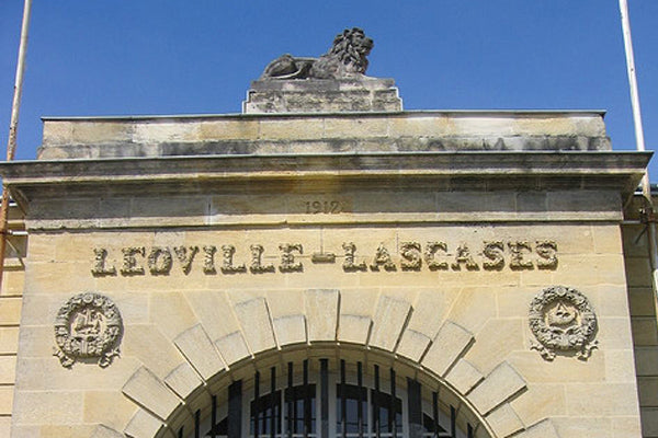 CHATEAU LEOVILLE LAS CASES SAINT-JULIEN BORDEAUX