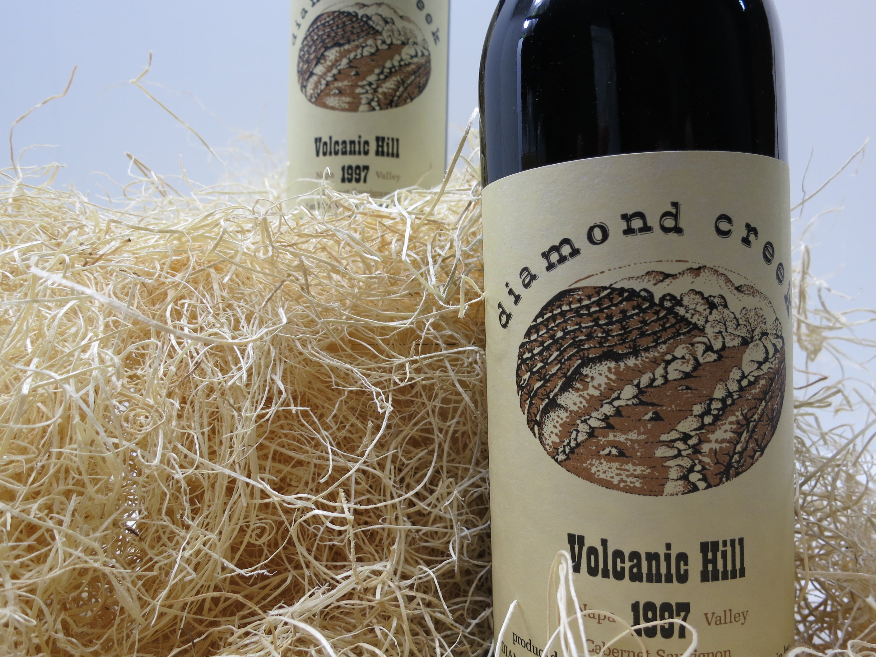 DIAMOND CREEK VINEYARDS VOLCANIC HILL VINEYARD