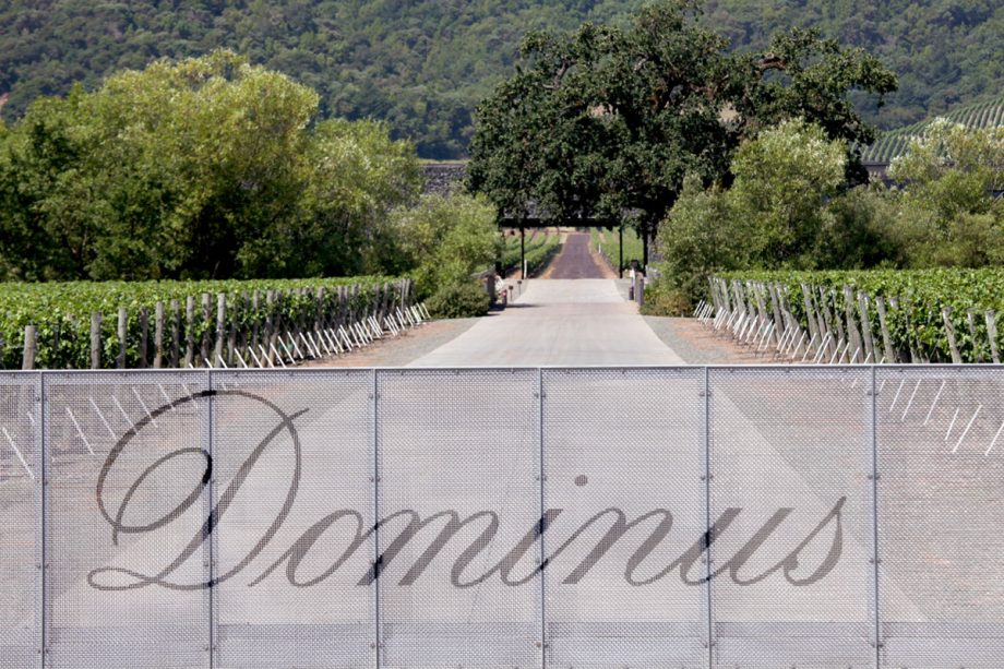 DOMINUS ESTATE PROPRIETARY RED LARGE FORMATS