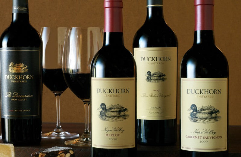 DUCKHORN VINEYARDS CABERNET SAUVIGNON