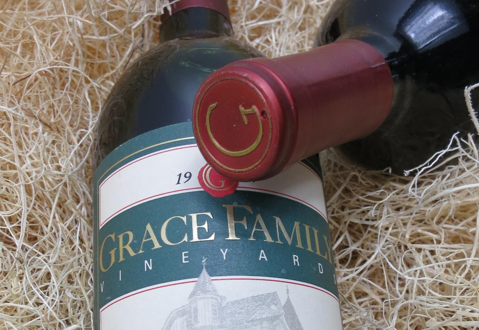 GRACE FAMILY ESTATE VINEYARDS